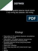 Hipertensi Power Point