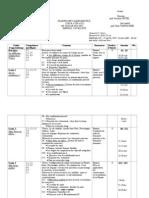Planificare calendaristica Cavallioti - cl. a VIII-a