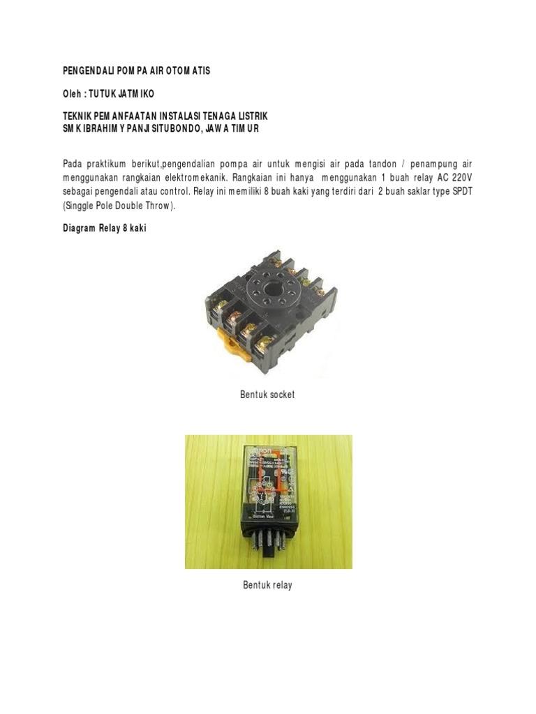 Pengendali pompa air elektronik ccuart Choice Image