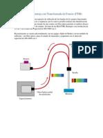 Espectrometría Infrarroja con Transformada de Fourier