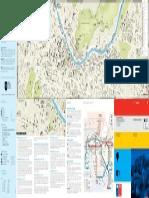 Plano de Santiago de Chile en PDF