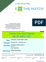 Vietnamese Custom Flier