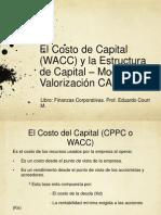 Cap 5 y 9 Libro Finanzas Corporativas Prof Eduardo Court