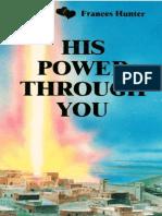 His Power Through You