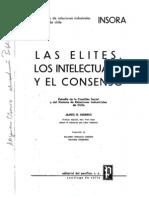 8.- Las Elites, Los Intelectuales y El Consenso - James Morris