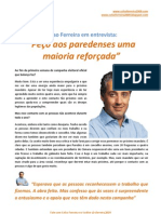 Entrevista a Celso Ferreira 2