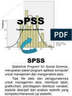SPSS CRP
