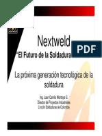 Nextweld El Futuro de la Soldadura está acá