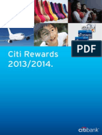 13 Citibank RewardsCatalogue
