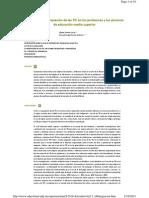 Integracion y Apropiacion de Las TIC