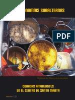 Alvaro Acevedo Merlano - Gastronomías subalternas