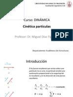 03 Dinámica-Cinética de una partícula