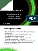 Principals of Management - MBA  Week3
