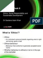 Principals of Management - MBA Week5
