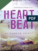 Heartbeat by Elizabeth Scott - Chapter Sampler