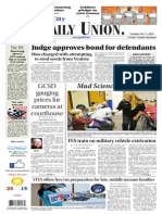 The Daily Union. February 11, 2014