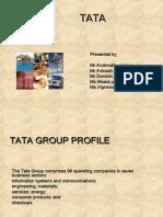 Tata Profile