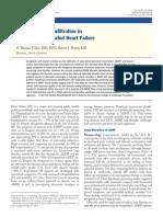 Diureticos y Ultrafiltracion en Falla Cardiaca