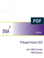 JohnHufferd IP Storage Protocols iSCSI