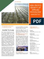 ASPAB Newsletter June2013