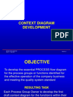 context diagram development