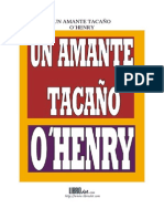 O' Henry - Un Amante tacaño