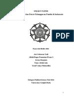 Smart Paper 1 Polfair 2014 - Universitas Gadjah Mada