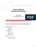 Oracle Architecture 12Handout
