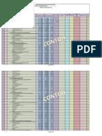 Contoh Excel Rkas 2014