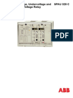 ABB_residual Voltage Relay