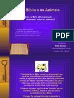 A Biblia e os Animais