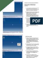 Generative Shape Design Workbench. Catia Tutorial