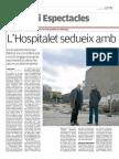 110214 El Punt _ L'Hospitalet Sedueix Amb La Cultura