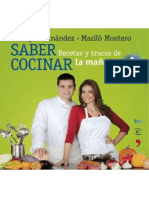 Fernández, Sergio & Montero, Mariló - Saber cocinar
