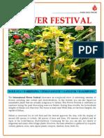 Flower Festival India