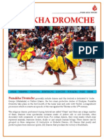 Punakha Dromche Festival