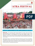 Puri Rath Yatra Festival India