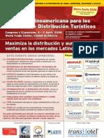 EyeforTravel - Cumbre Latinoamericana para los Servicios de Distribución Turísticos (2008)