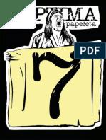 Comic Septima Papeleta
