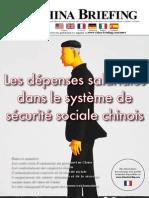 Les depenses salariales dans le systeme de securite sociale chinois