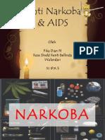PPT NARKOBA DAN HIV