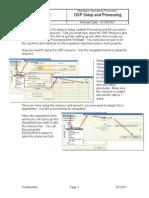 925705 OSP Setup and Processing