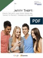 Κλοπή διαδικτυακής Ταυτότητας