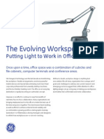 GE the Evolving Workspace Whitepaper