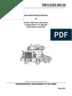 freightliner fld 120 service manual