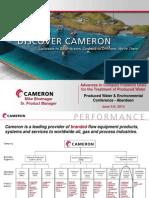 PWE2013 Cameron