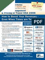 EyeforTravel - Revenue Management & Pricing in Travel USA 2008
