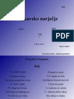 Kajkavsko-narječje