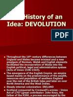 The History of an Idea 2010