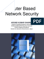 Network Security- Arvind Kumar Sharma